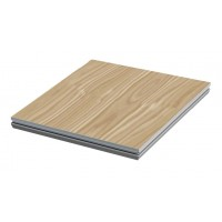 Modula wood stage deck 100x100 cm