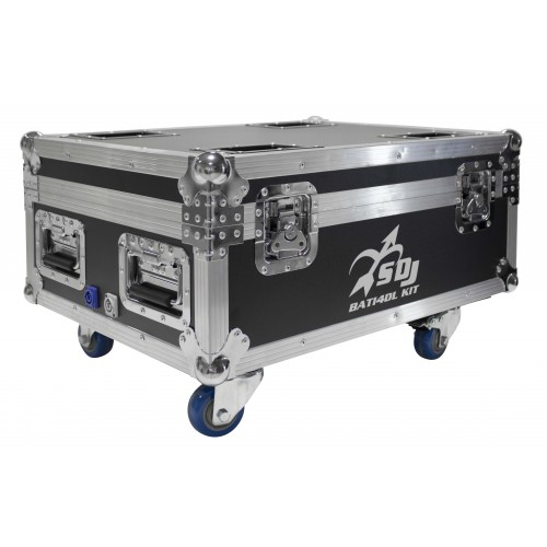 Flight case per Bati 4DL